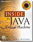 Order Inside the Java Virtual Machine
