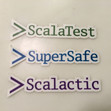 ScalaTest/Scalactic/SuperSafe Stickers